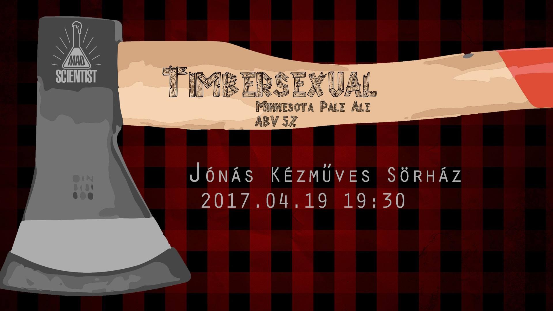 Timbersexual  ❄  5%