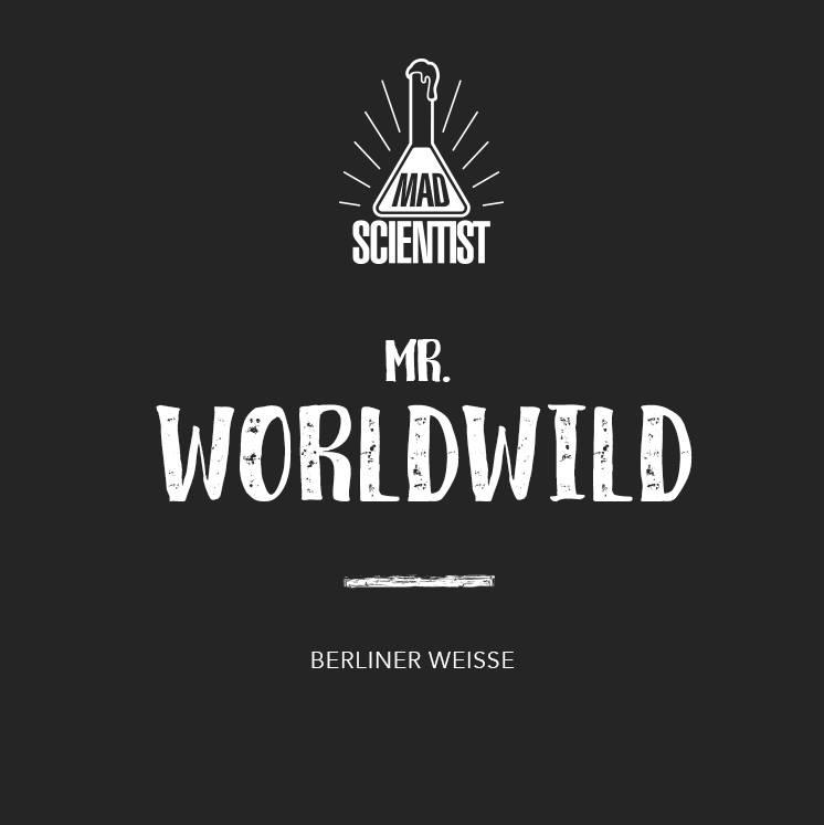Mr. Worldwild   3,5%