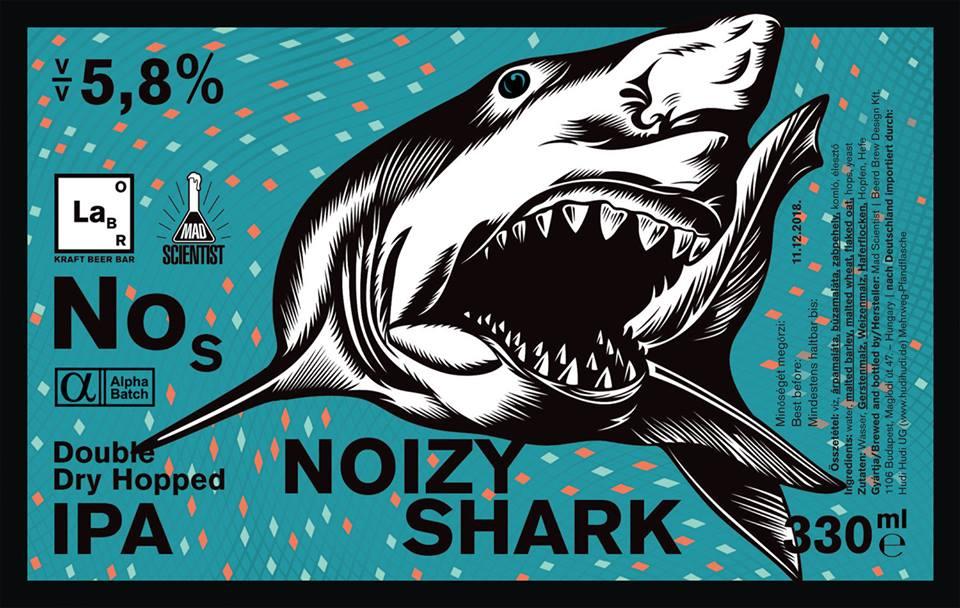 Noizy Shark 5,8%