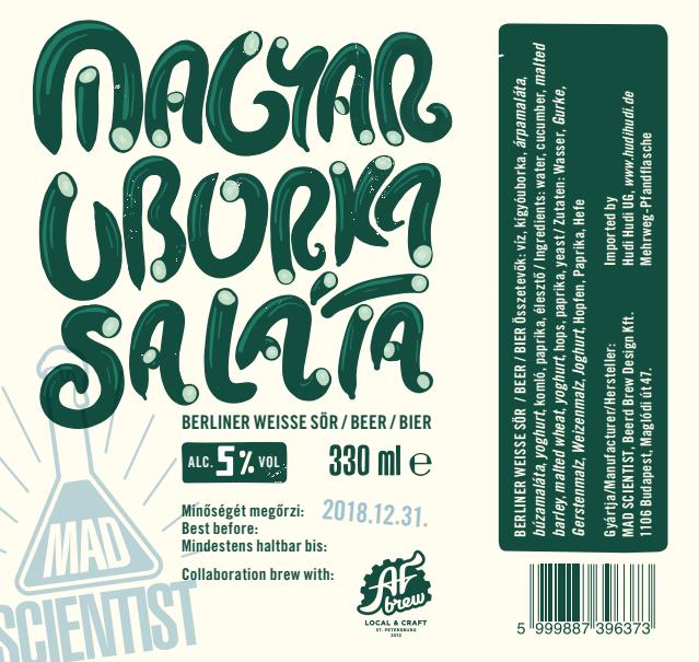 Magyar   Uborkasaláta   3,5%