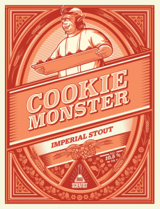 Cookie Monster 10,5%