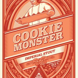 Cookie Monster 10,5%