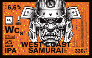 West Coast Samurai 6,6%