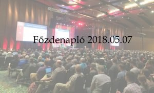 Főzdenapló 05.07 – Craft Brewers Conference, Nashville